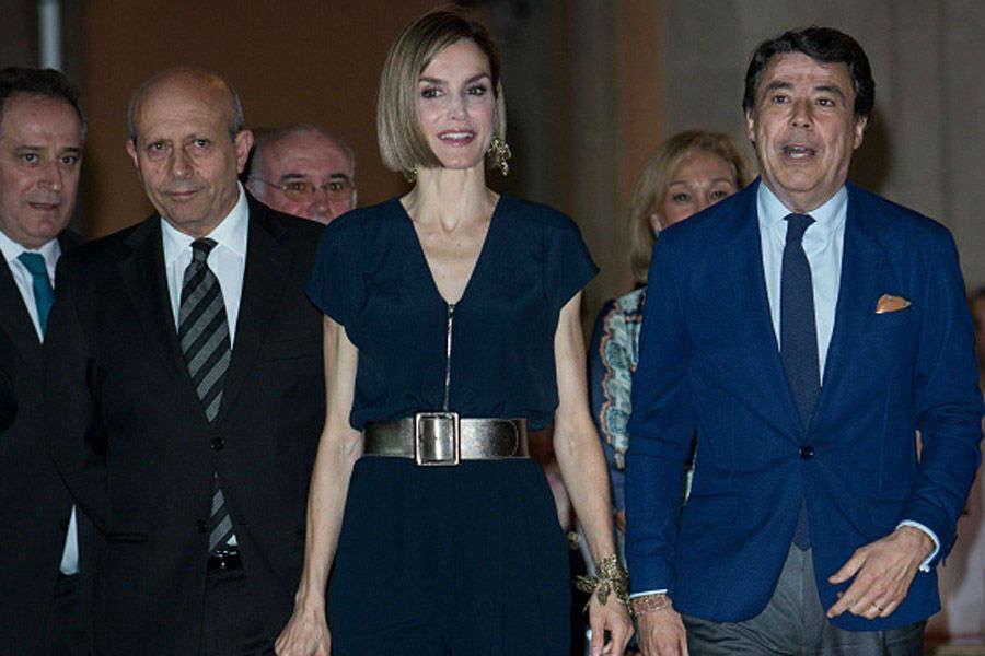 Queen Letizia @ awards ceremony