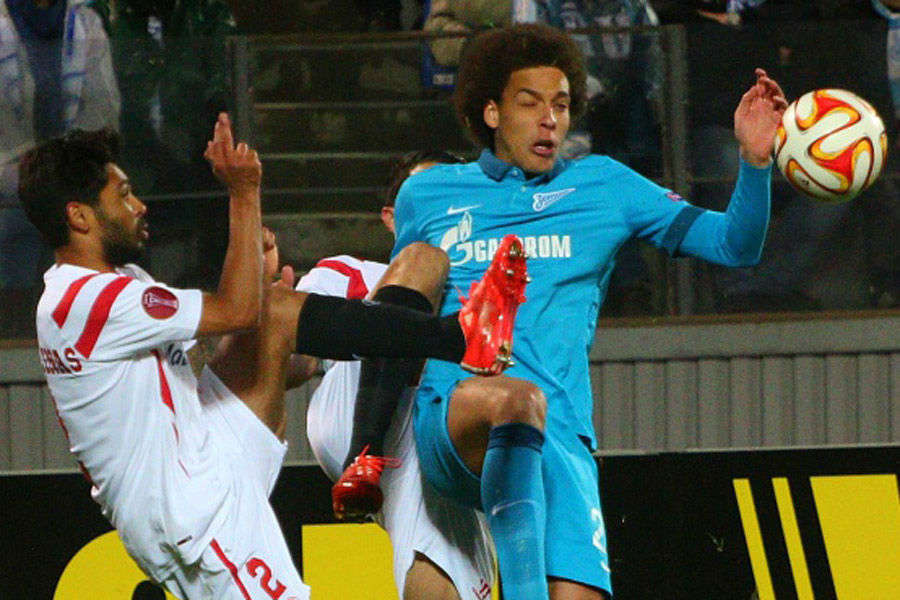 Holders Sevilla reach Europa semi-finals