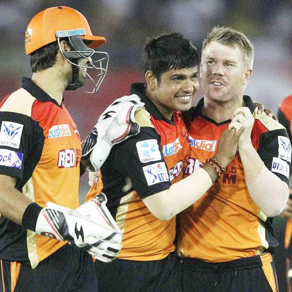 IPL - IPL 2015: SRH vs KXIP