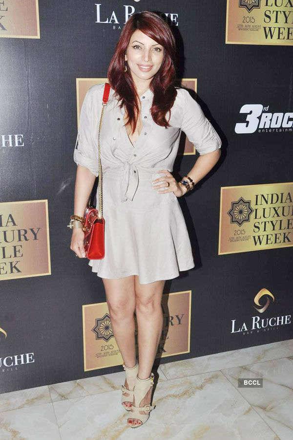 India Luxury Style Week: Launch