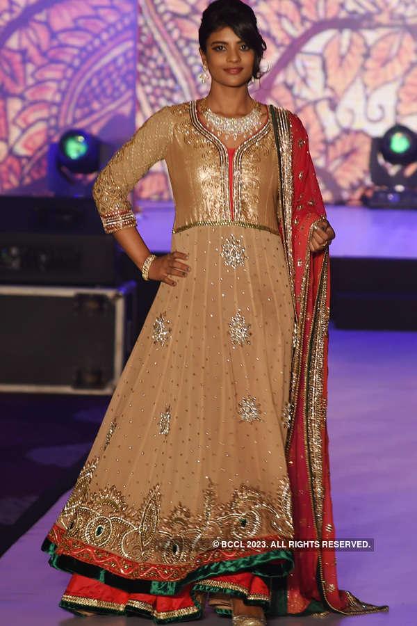 Madras Bridal Fashion Show