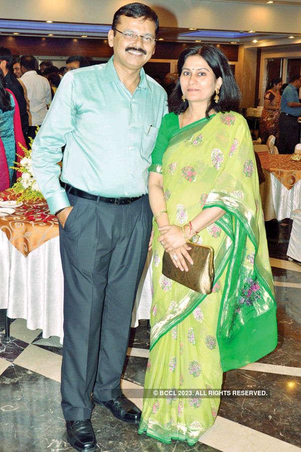 Vijay & Pallavi's wedding anniversary