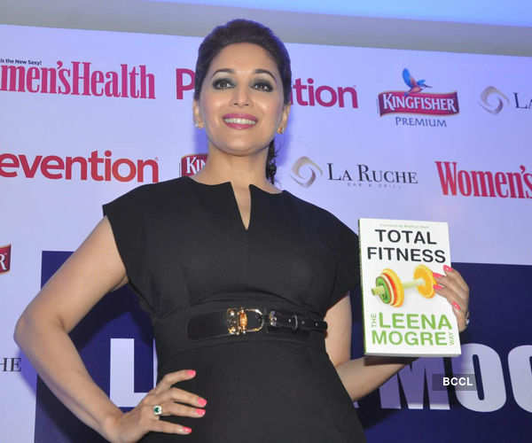Madhuri @ Book Launch
