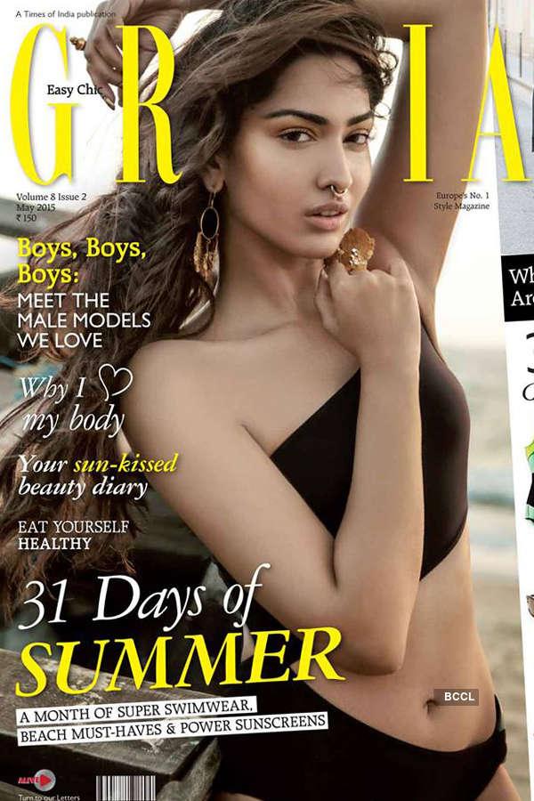 Miss India International 2014 Jhataleka Malhotra: The sizzling cover girl