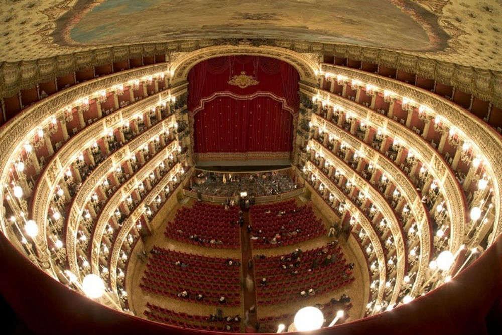 San Carlo Theater