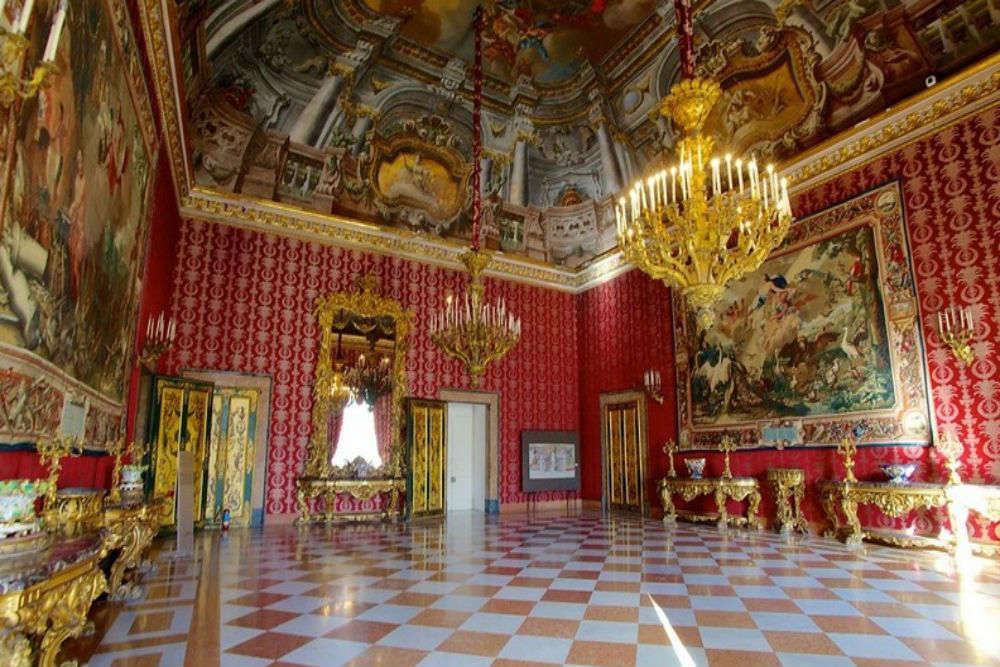 Palazzo Reale (Naples Royal Palace)