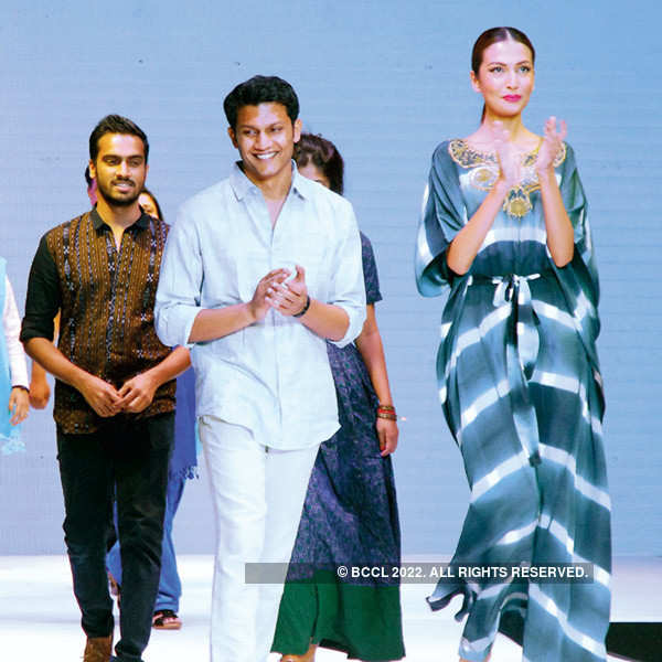 Fashion show in Jaipur