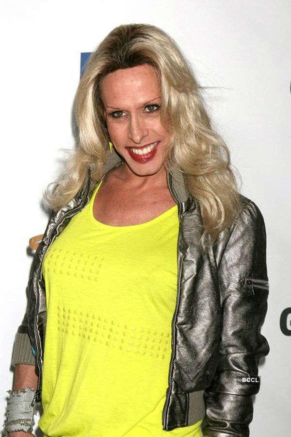 Transgender actress Alexis Arquette was born in Los Angeles