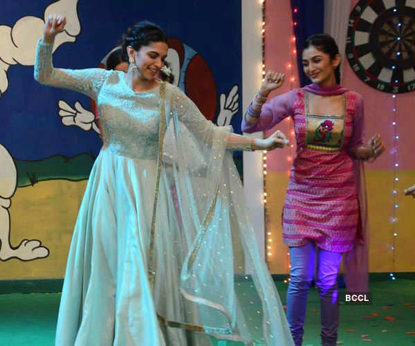 Taarak Mehta Ka Ooltah Chashmah: On the sets
