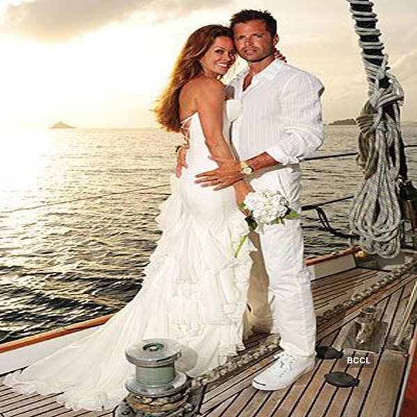 Celebrity Wedding Destinations
