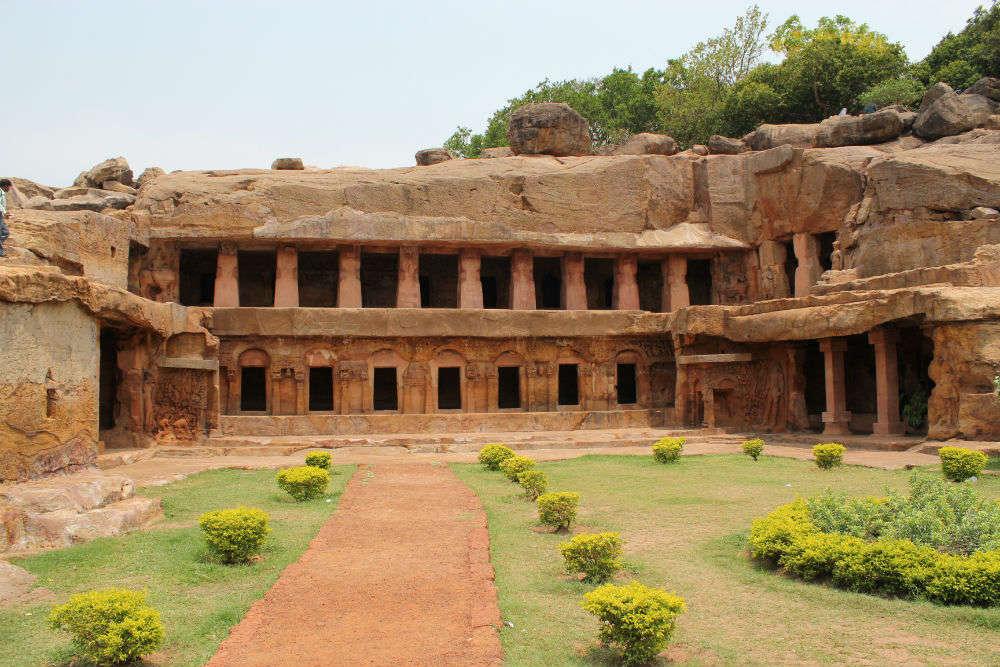Khandagiri and Udayagiri Caves