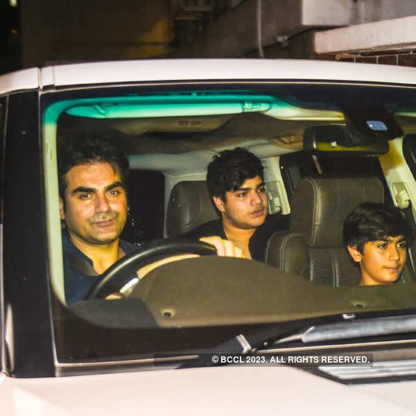 Celebs meet Salman ahead of verdict