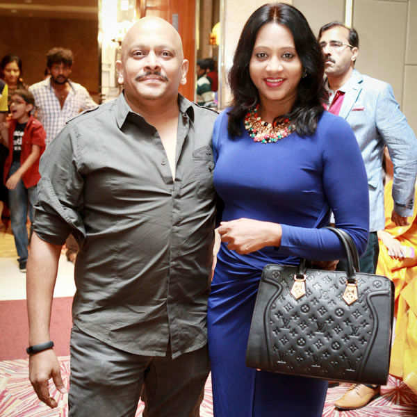 VS Suresh's birthday party