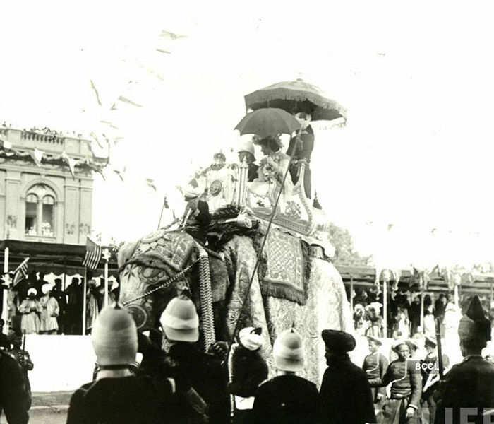 Rare pics of Indian history