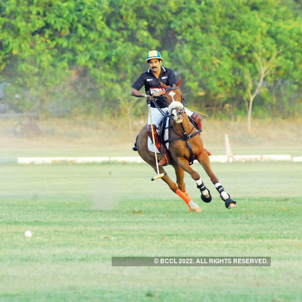 Polo match @ Rajasthan Polo Club
