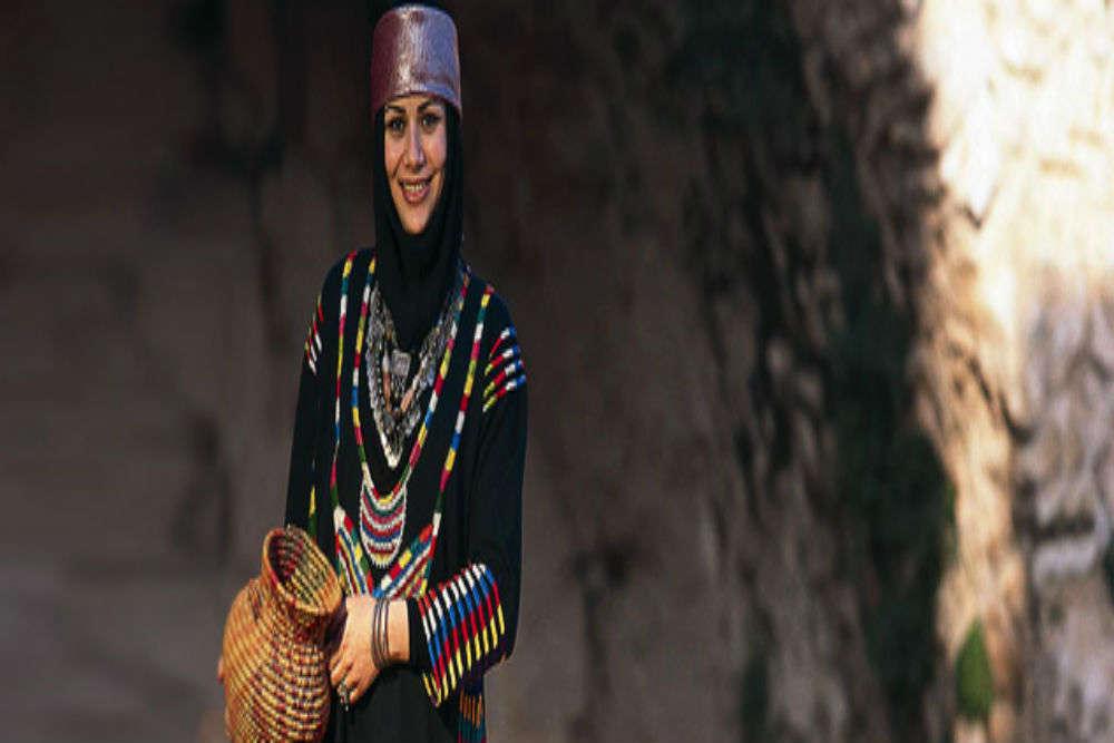 What they wear in Jordan