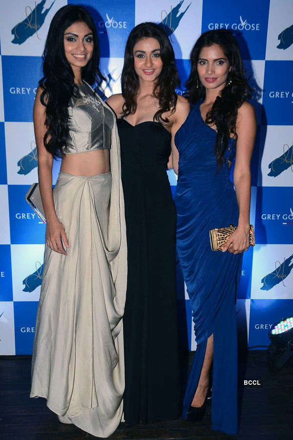Celebs @ Grey Goose Cabana Couture Launch