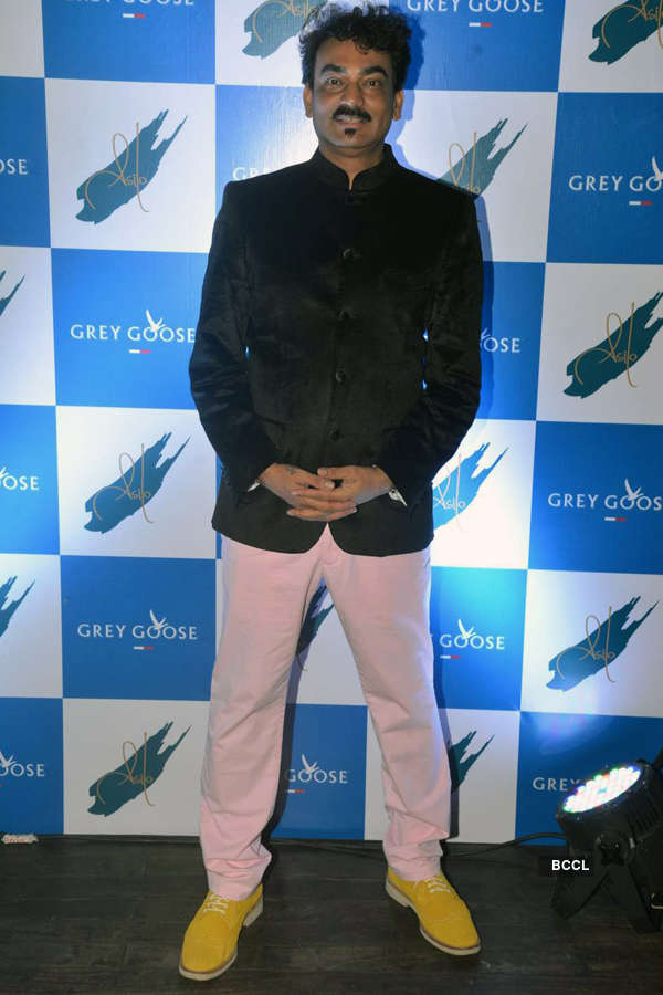 Celebs @ Grey Goose Cabana Couture Launch
