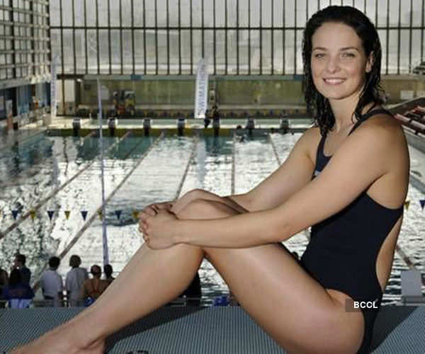 Hottest Female Swimmers