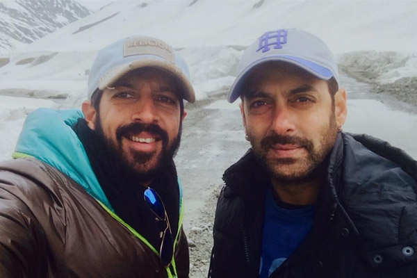 Salman Khan's 'Bajrangi Bhaijaan': The making
