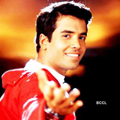 Tusshar in casuals