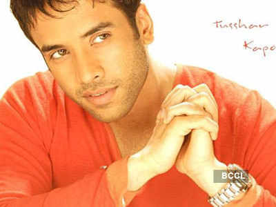 Tusshar's B'witched looks