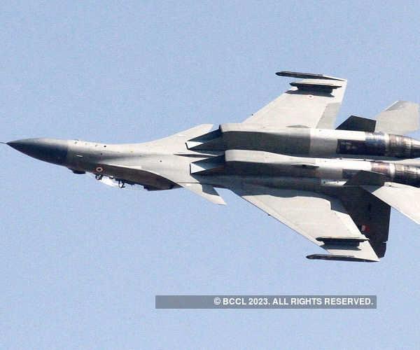 Sukhoi-30 jet crashes near Tezpur