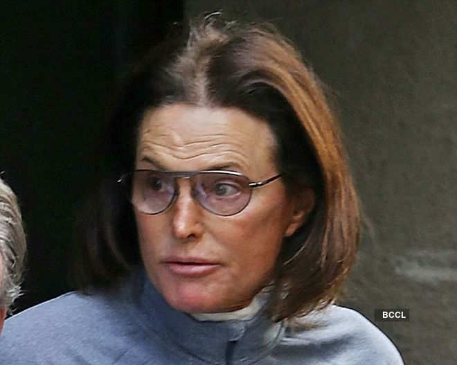 Former Olympian Bruce Jenner surprised everybody