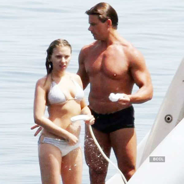 Pictures of celebrities who dated their personnel