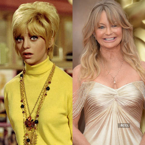 Goldie Hawn's plastic surgery has gone terribly wrong Photogallery - Times of India