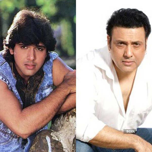 Bollywood actor-dancer Govinda hasn't aged gracefully