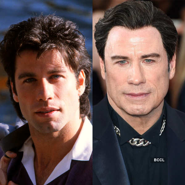 Grease actor John Travolta hardly looks like his former self Photogallery - Times of India