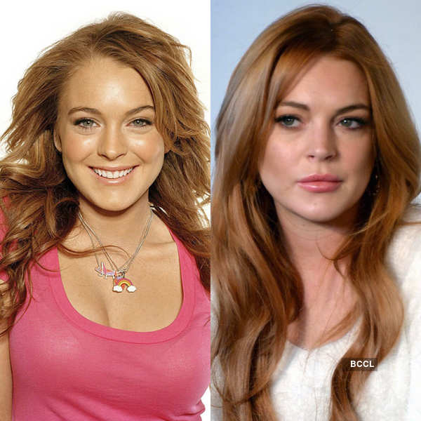 Drug abuse, rehab stints and jail sentences wreaked havoc in personal and professional life of Lindsay Lohan Photogallery - Times of India