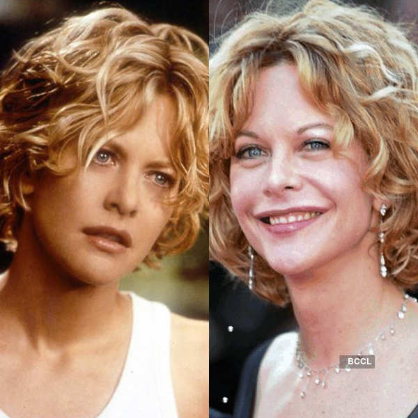 When Harry Met Sally actress Meg Ryan's youthful look has withered with age Photogallery - Times of India