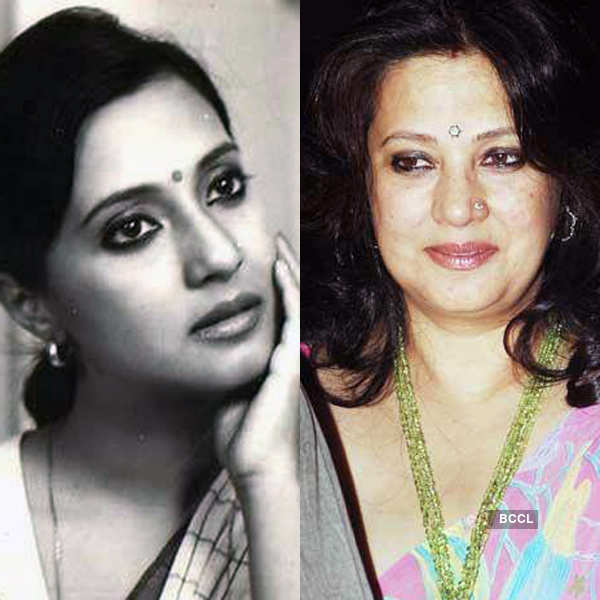 Bong hottie Moon Moon Sen is a far cry from her heydays Photogallery - Times of India