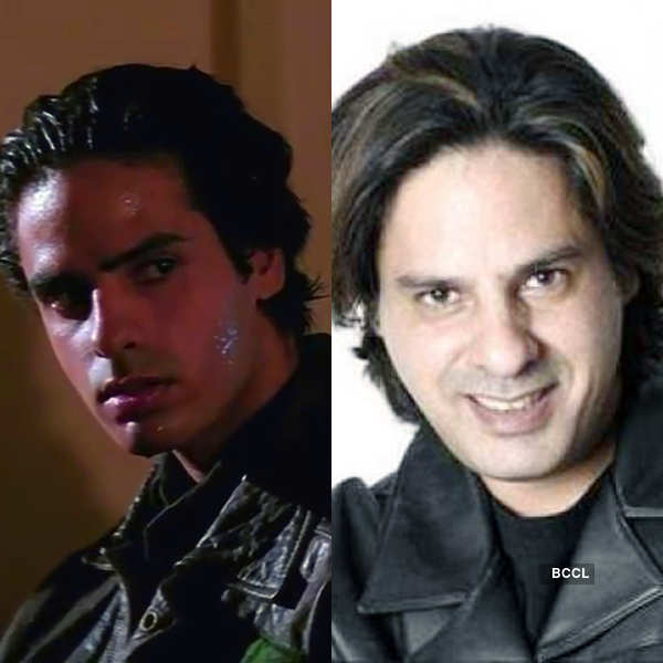 Aashiqui actor Rahul Roy was last seen in few B-grade movies Photogallery - Times of India
