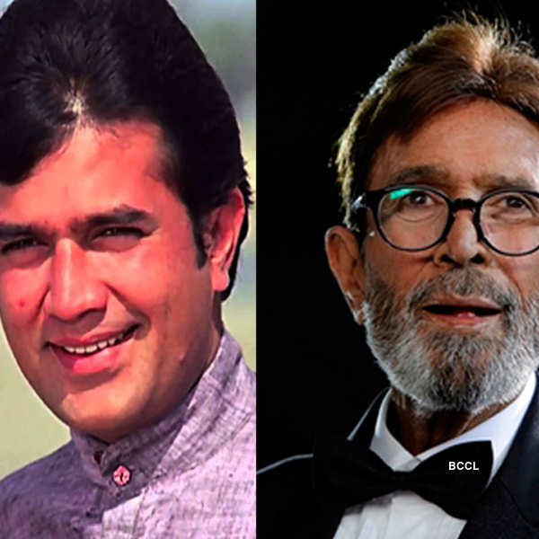 esteryear superstar Rajesh Khanna was known for his personality and charming demeanour Photogallery - Times of India