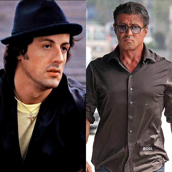 Rocky icon Sylvester Stallone seems to have aged terribly Photogallery - Times of India