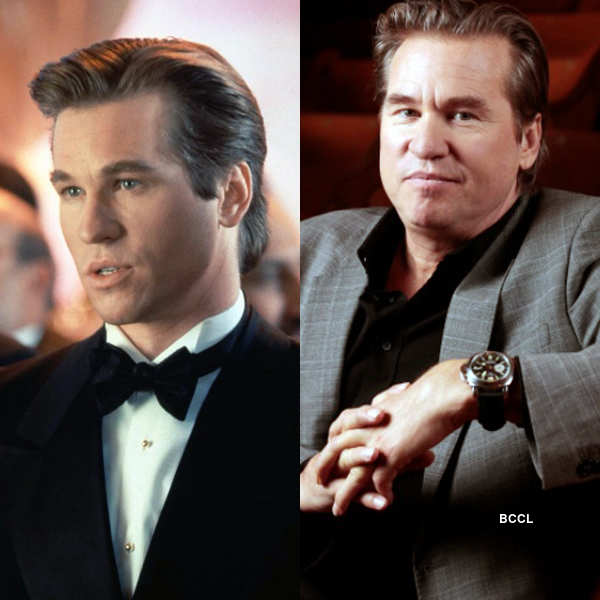 Val Kilmer's beefy body in the movie Top Gun is not the same anymore Photogallery - Times of India