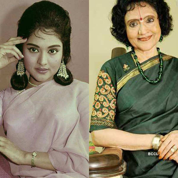 Bharat Natyam dancer Vyjayanthimala was a leading actress in several movies Photogallery - Times of India