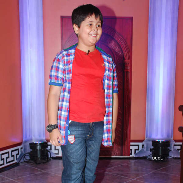 Sheena Bajaj during the launch of Colors new serial Thapki