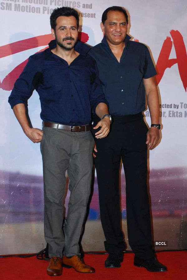 Azhar: Film launch
