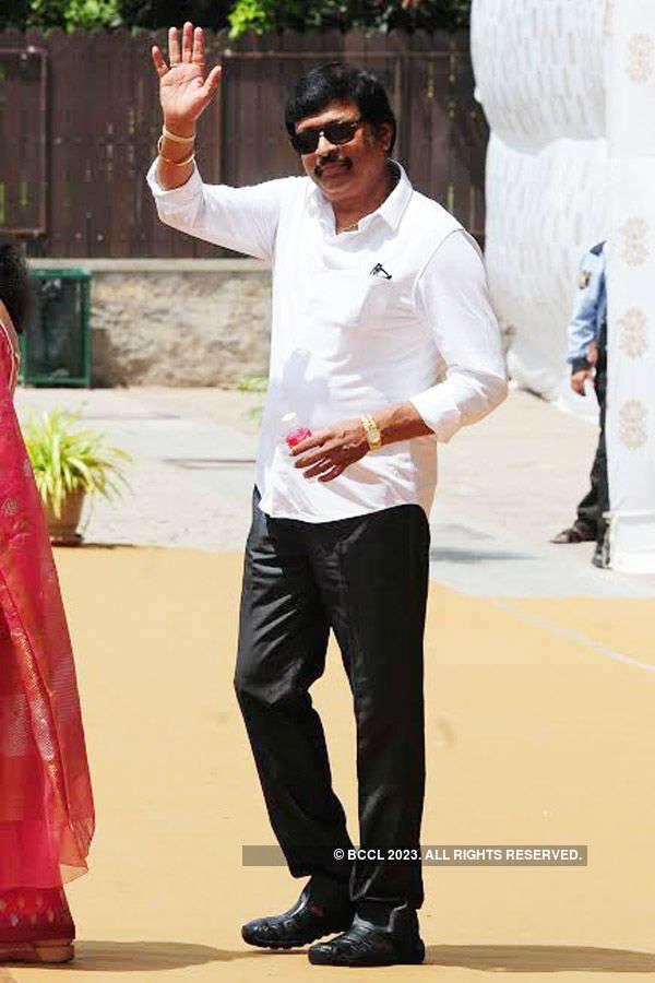 Manoj-Pranathi tie the knot