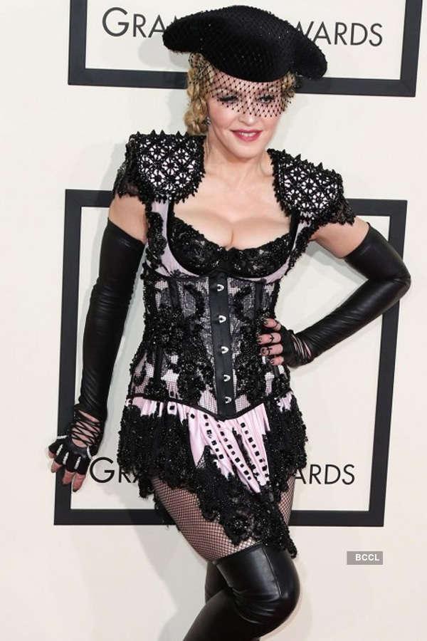 Celebrities Dressing Half their Age