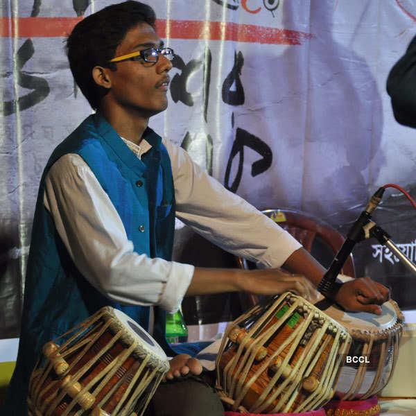 Musical event at Baitanik