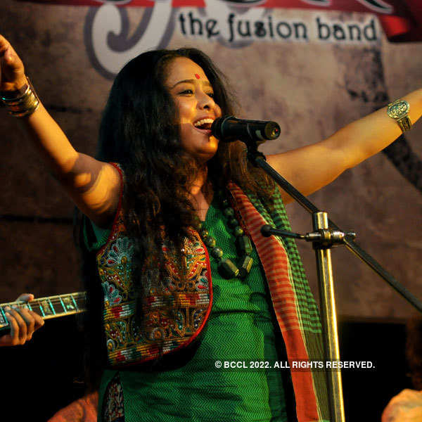 Bandish Fusion at ICCR