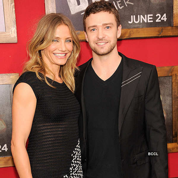 Cameron Diaz and Justin Timberlake Photogallery - Times of India