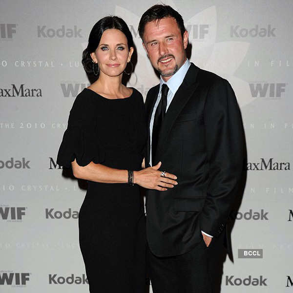 Courtney Cox and David Arquette Photogallery - Times of India