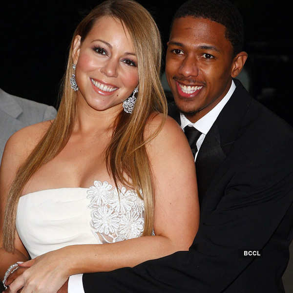 Mariah Carey and Nick Cannon Photogallery - Times of India