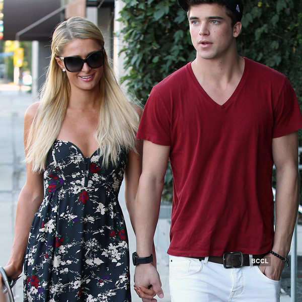 Paris Hilton and River Viiperi Photogallery - Times of India
